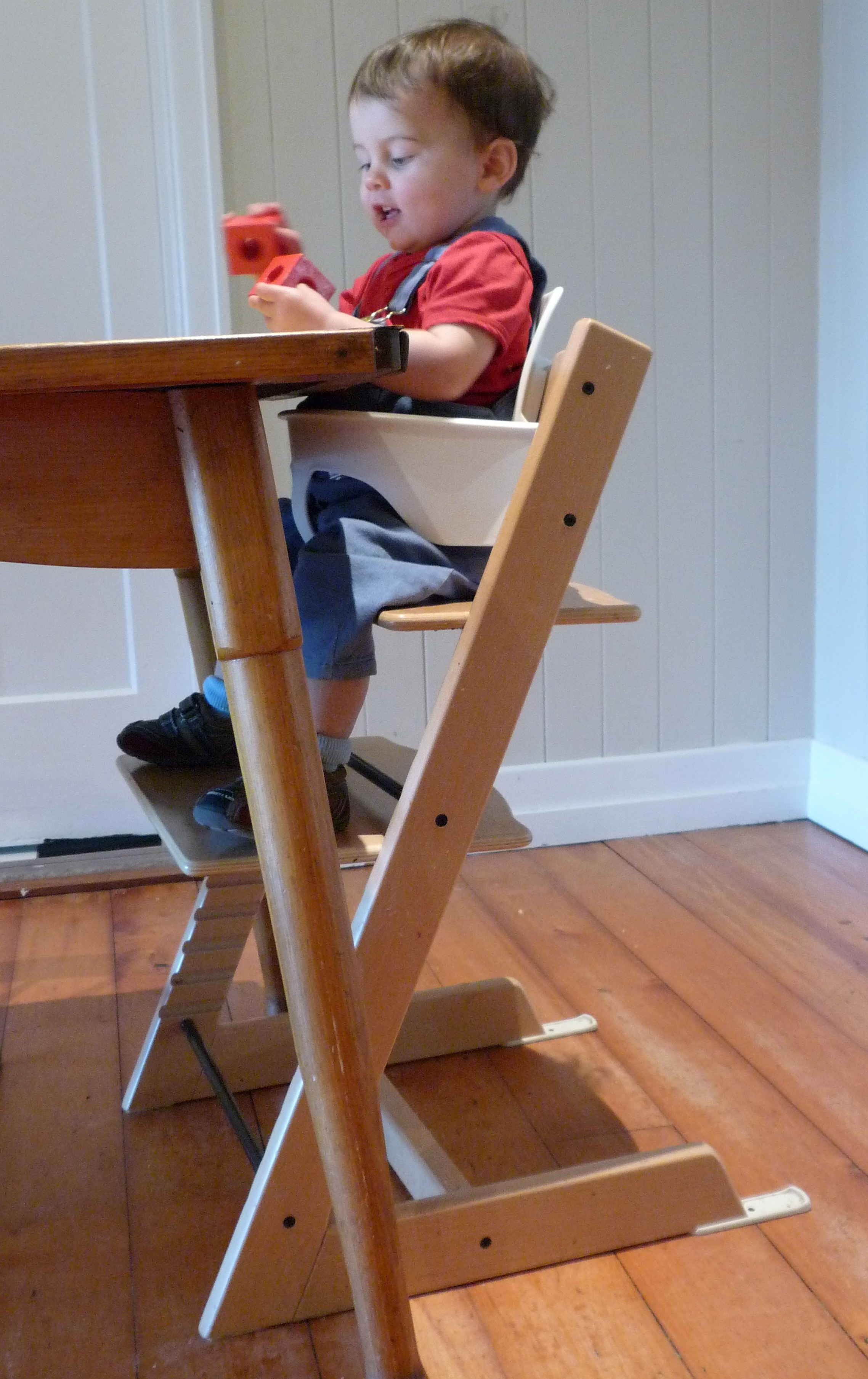 The Modern Classic Highchair: Stokke Tripp Trapp