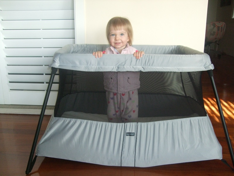 e8b4a8d0e57 BabyBjorn Travel Cot Light. Posted by Diana on Thursday Aug 25