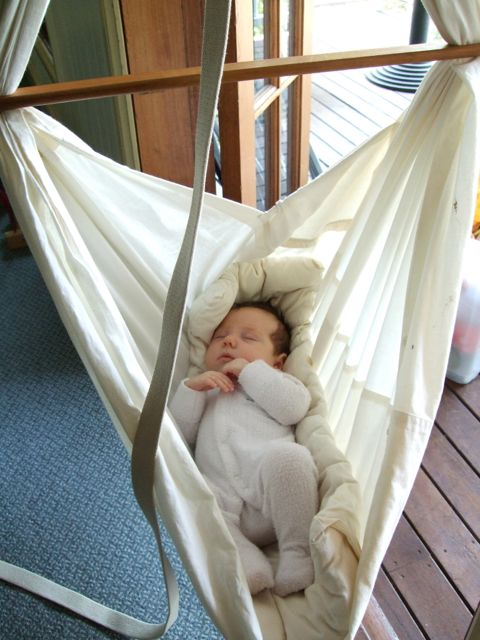 Medium image of i first encountered natures sway hammocks during a yoga class at yoga baby  mums would lay their bubs to rest at intervals during the class in the hammocks