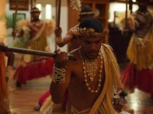 Vanuatu Traditional Dancers