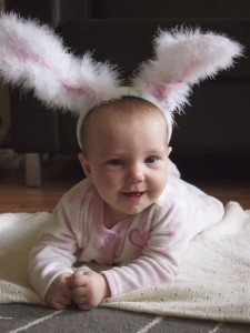 Cutest Easter Bunny